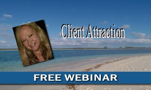 client attraction webinar